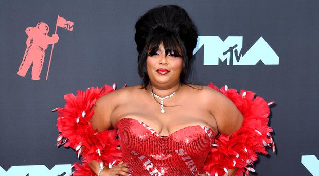 Lizzo reveals the useful side to her anxiety (PA Wire/PA)
