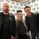 The Script 'humbled' as they score more chart success (Isabel Infantes/PA)