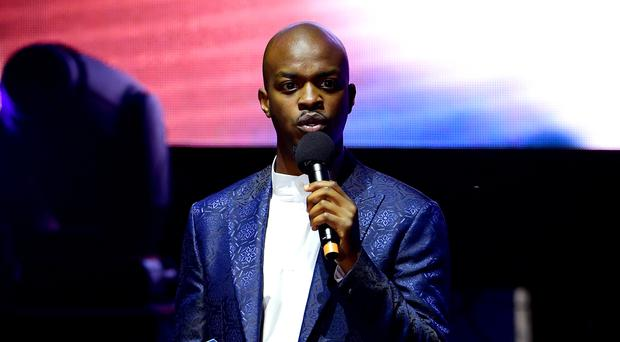 George the Poet turned down an MBE (Ian West/PA)