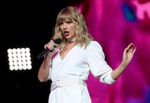 Taylor Swift was scheduled to headline (Isabel Infantes/PA)
