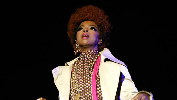American singer Lauryn Hill is heading to the UK (Yui Mok/PA)