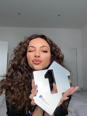 Jade Thirlwall (Official Charts Company/PA)