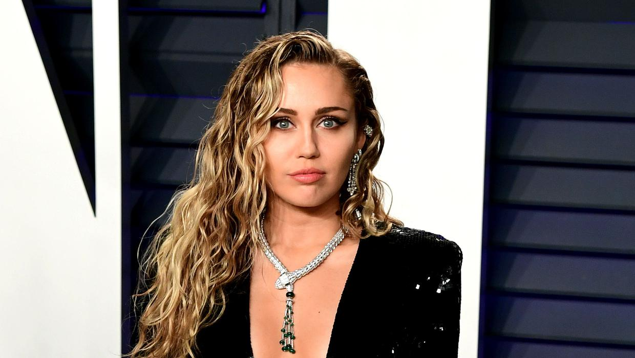 Miley Cyrus Debuts Unreleased Track 'Mary Jane' After Dog's Passing