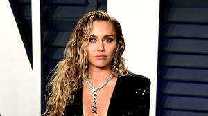 Miley Cyrus is mourning her 'best friend' following the death of her dog (Ian West/PA)