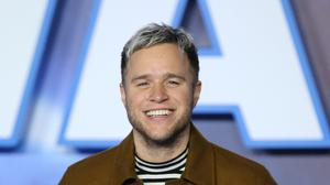 Olly Murs fell out with his twin brother in 2009 (Isabel Infantes/PA)