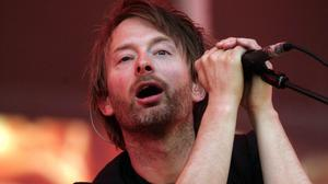 """Radiohead said """"we hope that someday we will be able to look back on such acts of violent intolerance as things of the ancient past"""""""