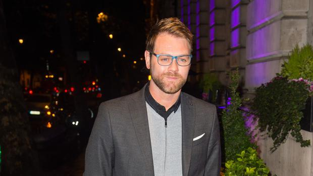 Brian McFadden has been criticised by a road safety charity (Dominic Lipinski/PA)