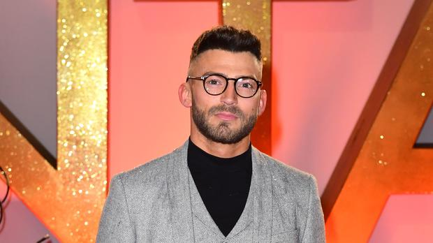 Jake Quickenden (Ian West/PA)