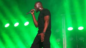 Stormzy said his Irish fans hold a 'very special place' in his heart (Owen Humphreys/PA)