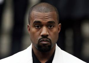 Kanye West has claimed he is running for president (Jonathan Brady/PA)