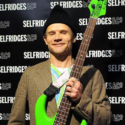 Flea has dismissed reports that he has formed a supergroup