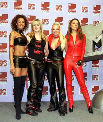 The Spice Girls at an awards show (PA)
