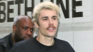 Justin Bieber has joined the A-listers taking part in the All-In Challenge to raise money for the coronavirus relief effort (Yui Mok/PA)