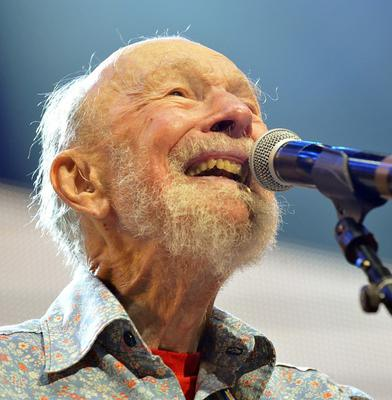 Pete Seeger will be celebrated at this year's Clearwater Festival
