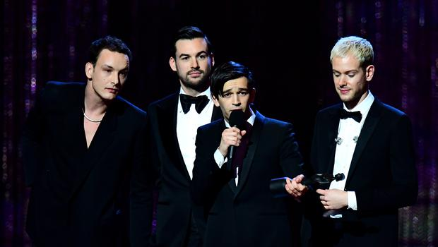 The 1975 have enjoyed a year of award wins (Victoria Jones/PA)