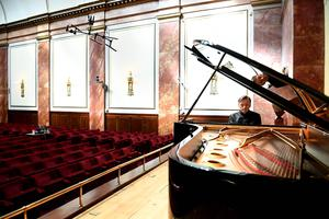 The Wigmore Hall previously broadcast concerts on BBC Radio 3 without an audience in the venue (Doug Peters/PA)