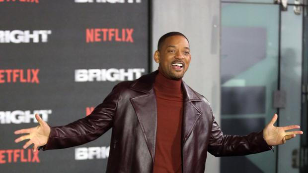 Will Smith hints he will release a new song for the World Cup (Isabel Infantes/PA)