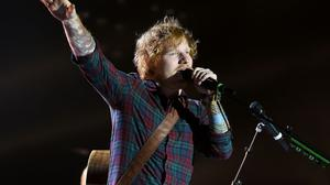 Ed Sheeran's hits Sing and Don't are both nominated