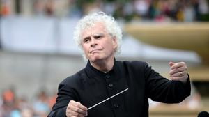 Sir Simon Rattle (Doug Peters)