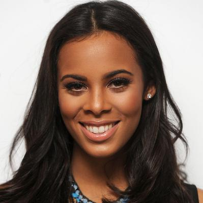Rochelle Humes of The Saturdays is back at work