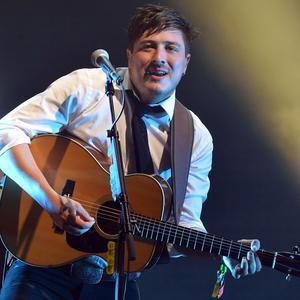 Mumford & Sons top the bill on the first night of T in the Park