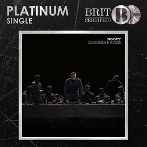 Stormzy will be among the first artists to be recognised with the newly rebranded Platinum, Gold and Silver certifications awarded to musicians for sales and streaming landmarks for their singles and albums.