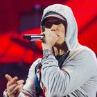 Eminem has surprised fans by releasing a new album accompanied by a music video condemning gun violence (Jeremy Deputat/PA)