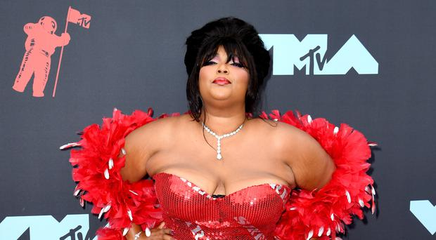 Pop star Lizzo has denied allegations of plagiarism over her hit single Truth Hurts (PA)