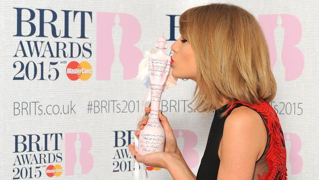 Taylor Swift was unimpressed by Apple Music's policy on paying musicians