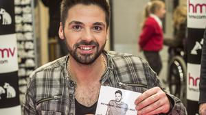 X Factor winner Ben Haenow is hoping for the Christmas number one