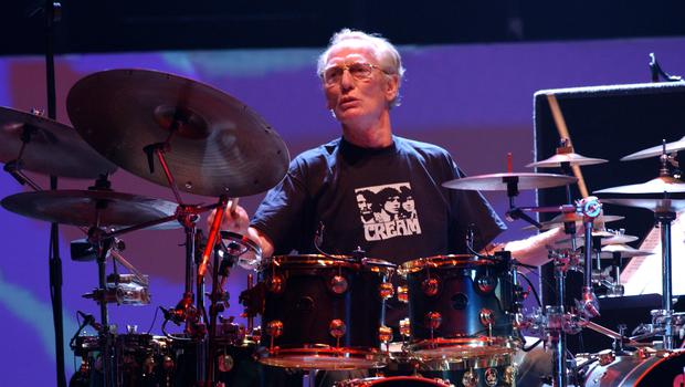 Ginger Baker has died aged 80 (Yui Mok/PA)