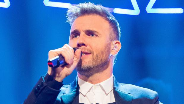 Gary Barlow has been working on the musical version of Finding Neverland