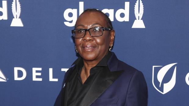 Gloria Carter attends the 29th Annual GLAAD Media Awards (Andy Kropa/Invision/AP)