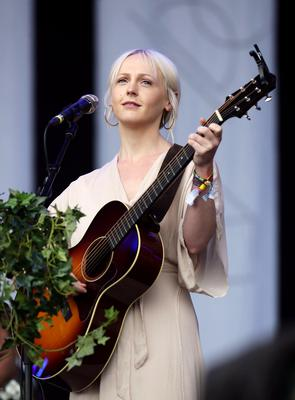 Laura Marling is one of the UK's most popular folk singers (Yui Mok/PA)