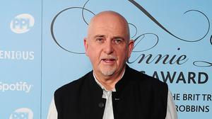 Peter Gabriel is among the major music industry figures committing to a 'blackout' following the death of George Floyd (Ian West/PA)
