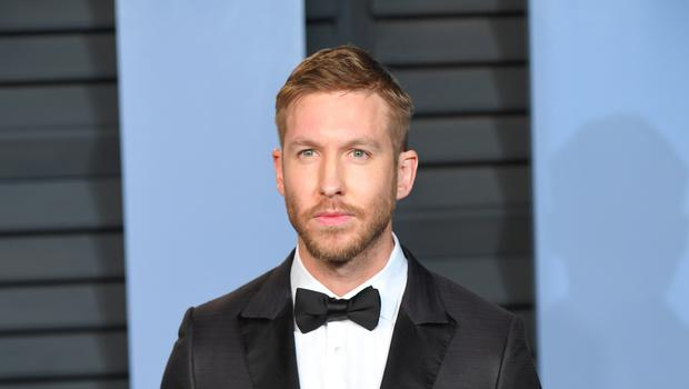 Calvin Harris was involved in a car crash in Los Angeles, according to reports (PA)