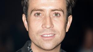DJ Nick Grimshaw rapped with Olly Murrs at Radio 1's Big Weekend