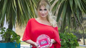 Billie Faiers from The Only Way Is Essex has been named Celebrity Mum of the Year