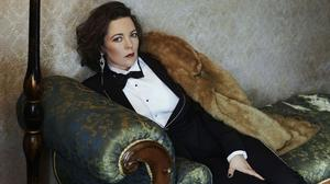 A new image of Olivia Colman will go on display at the National Portrait Gallery