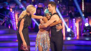 Some 10.1 million tuned in to see BBC presenter Naga Munchetty leave the Strictly dance floor