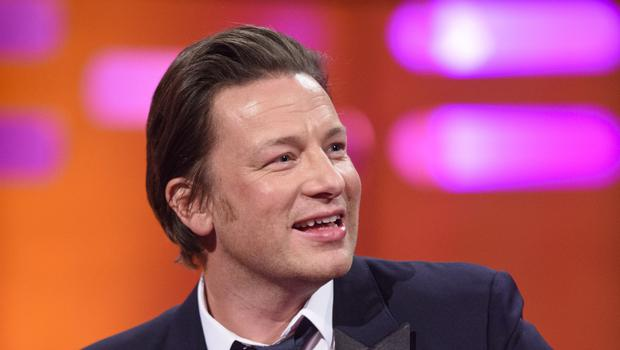 Jamie Oliver has suggested how healthy food could be successfully advertised to children (Matt Crossick/PA)