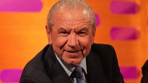 Lord Sugar says he isn't a bully in The Apprentice boardroom