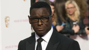 """David Harewood admitted that he considered """"giving it all up and getting a job as a lorry driver"""" before being cast in Homeland"""