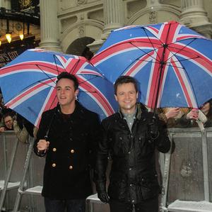 Britain's Got Talent, hosted by Ant and Dec, is winning the Saturday evening TV ratings battle
