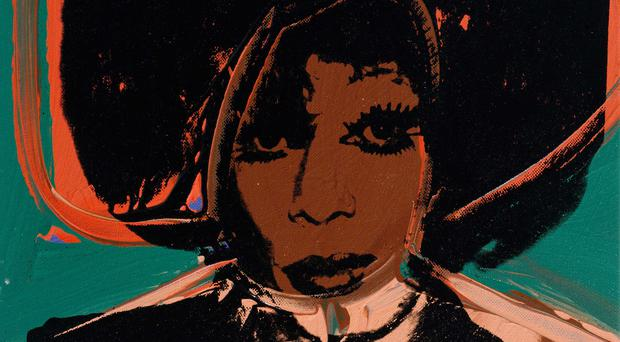 Andy Warhol's Ladies And Gentlemen,Helen/Harry Morales, 1975 (The Andy Warhol Foundation for the Visual Arts, Inc/Artists Right Society (ARS), New York and DACS, London)