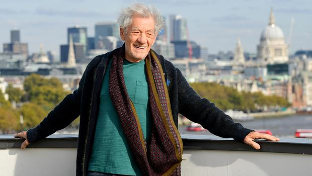 Sir Ian McKellen (Ian West/PA)