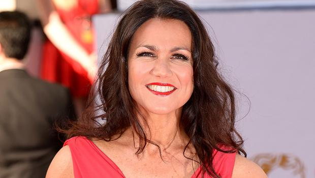 Susanna Reid is Yahoo's most searched celebrity of 2014