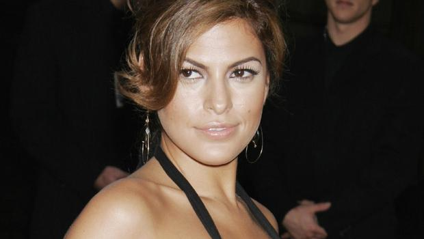 Eva Mendes has been talking about being a mum