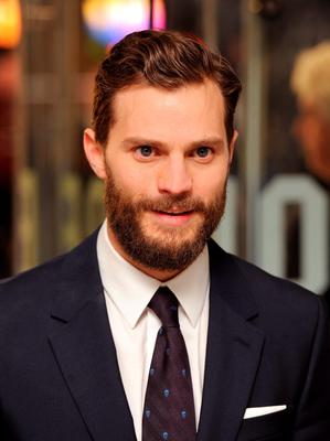 Nominated: Jamie Dornan