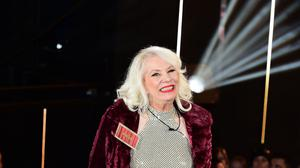 Angie Bowie is currently in the Celebrity Big Brother house